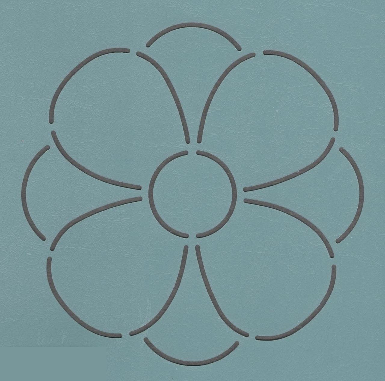 Simple Flower 1 3 Quot