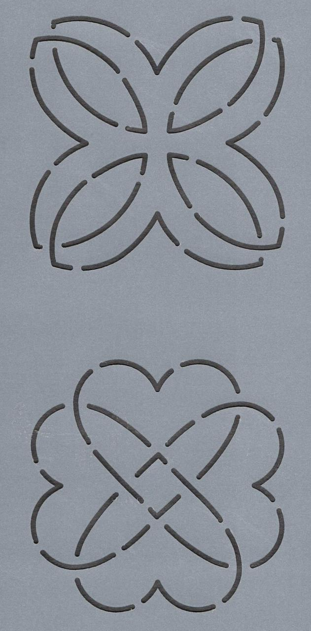 Heart Knot/Beginner's Choice 3