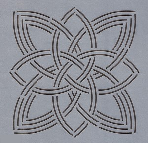 Celtic Design #1- 5.5""