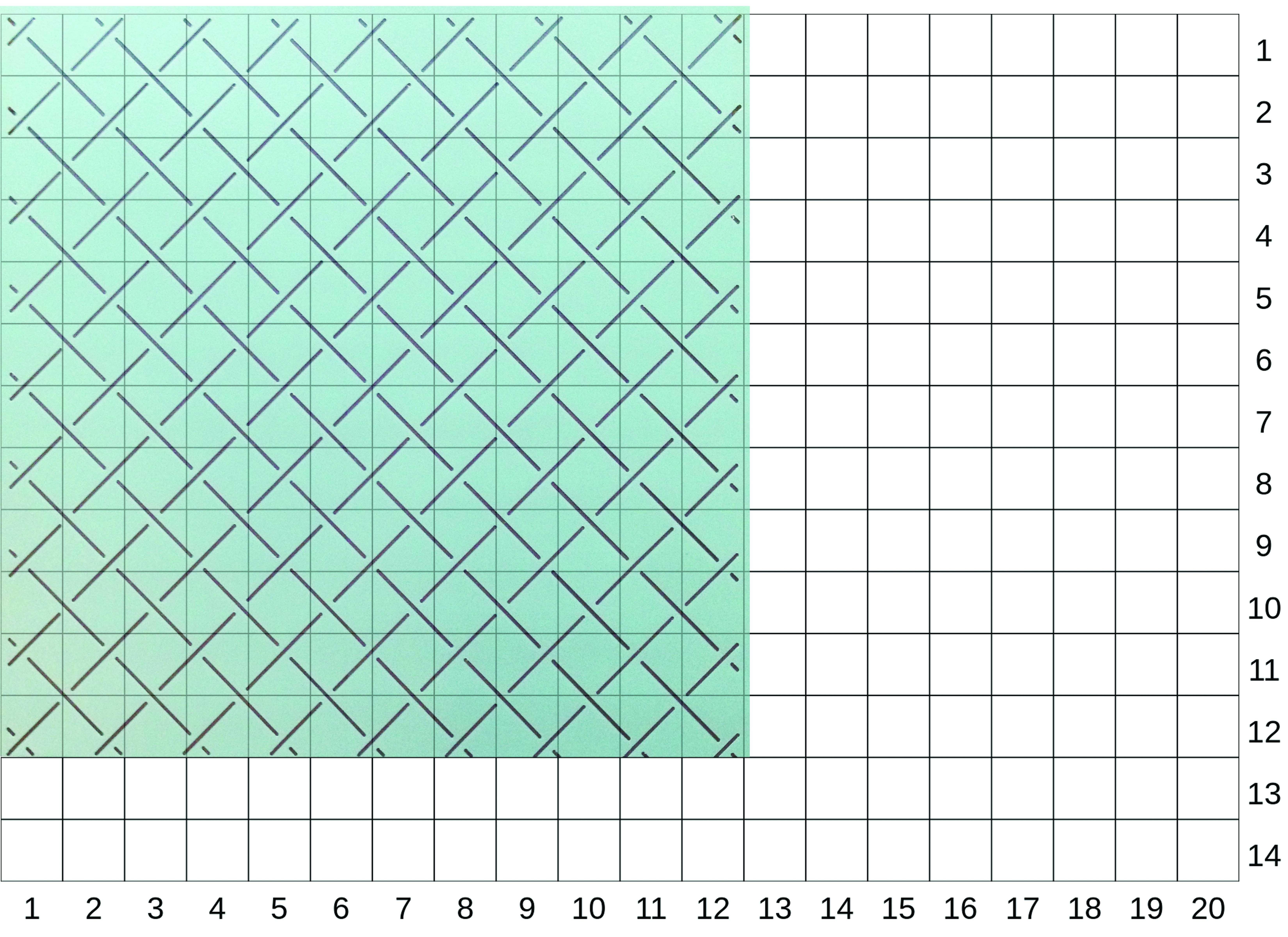Square Grid Background 12 1 X 1 Design