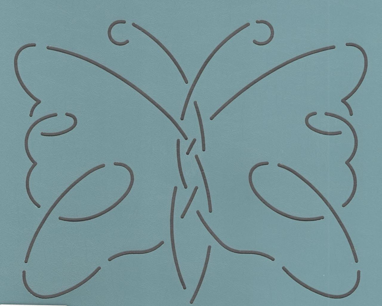 Continuous Butterfly Front 3