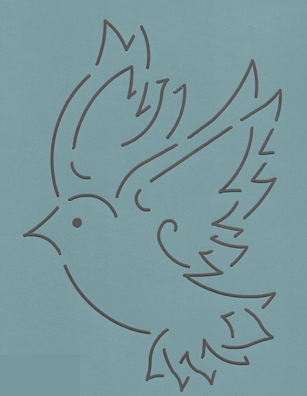 Bird Of Peace 7.5
