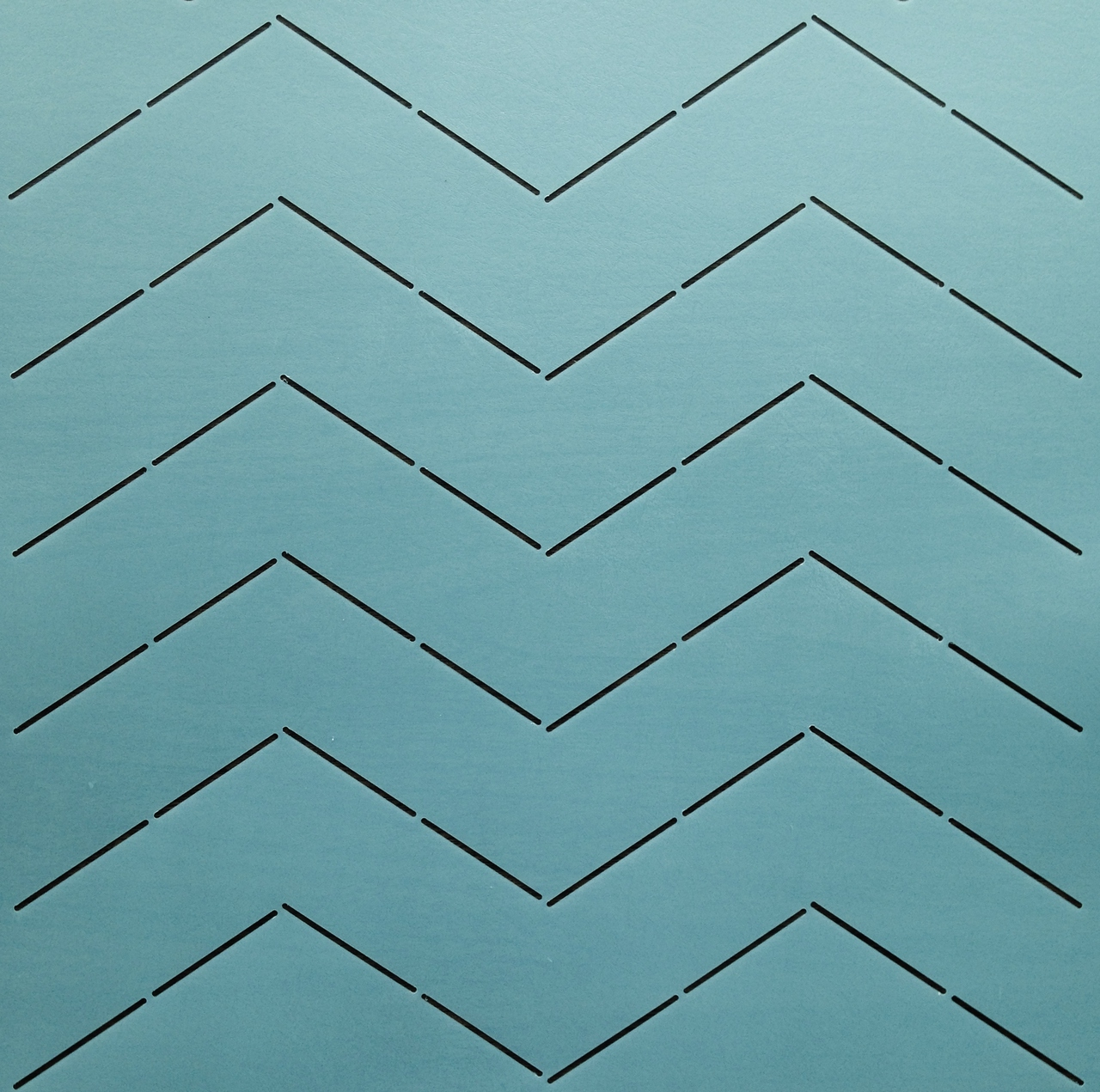 Large Chevron 12'' [2'' x 6'']