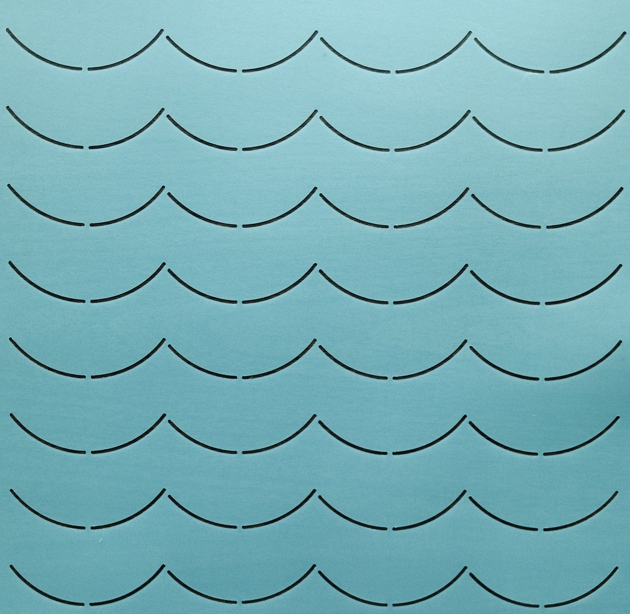 Ocean Waves Background 12'' [1.5'']