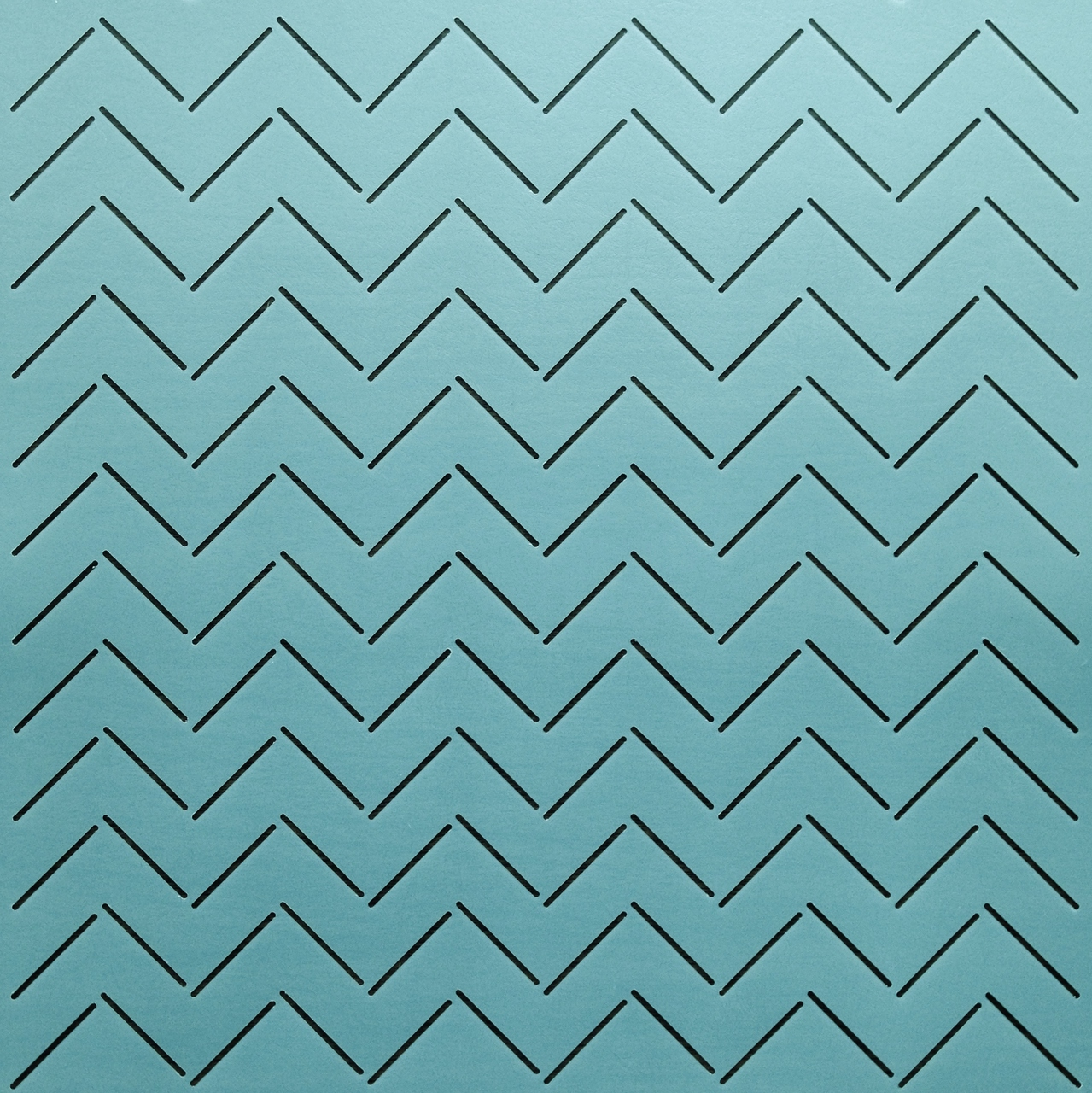 Small Chevron 12'' [1'' x 3'']