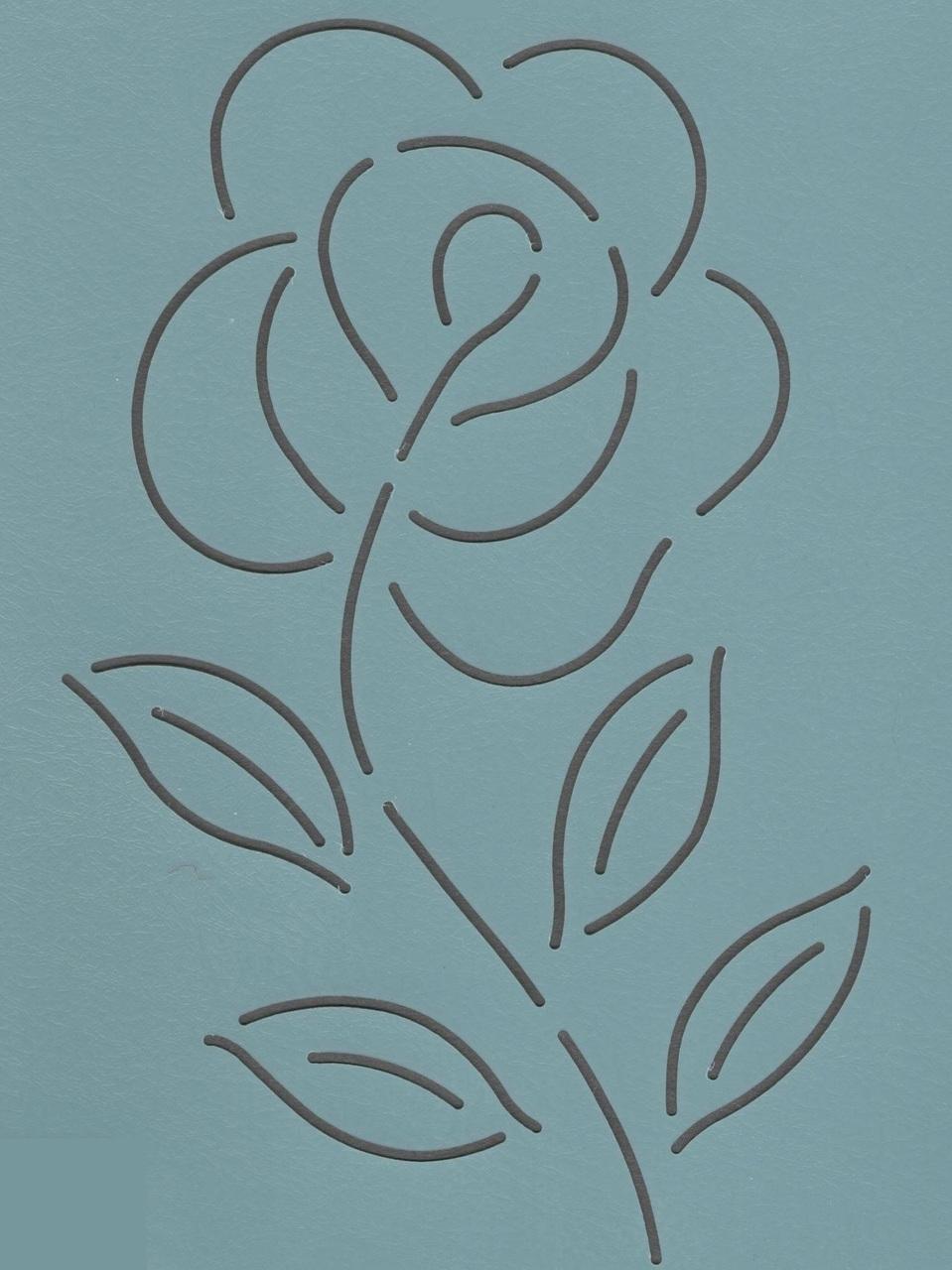 Rose Block 5