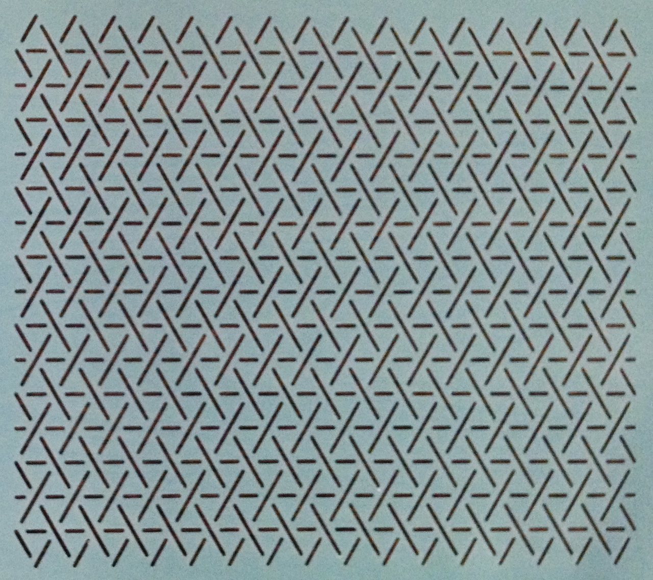 Hexie Grid 1/2'' [9'' x10'']
