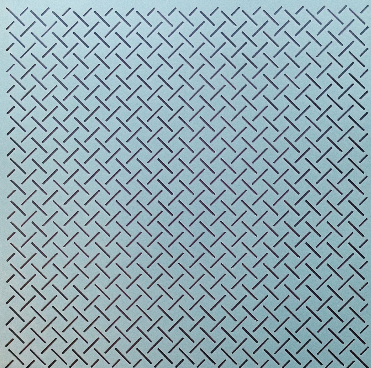 Mini Grid Background 12'' [1/2'' x 1/2'' Design]