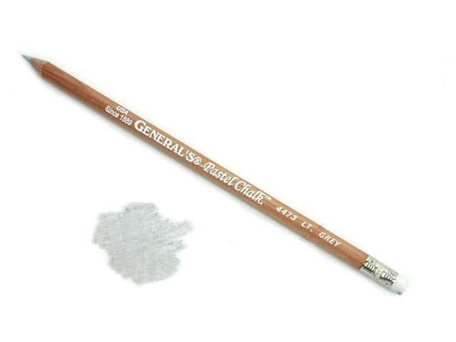 Light Gray Pastel Chalk Marking Pencil