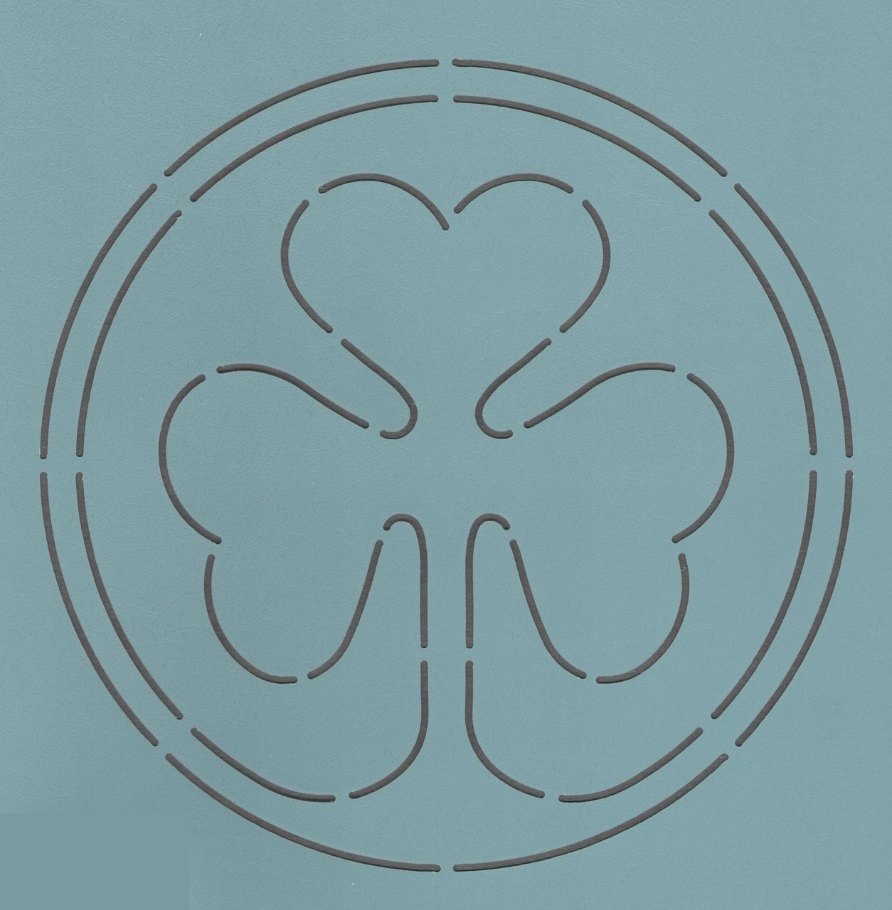 Continuous Shamrock 5''