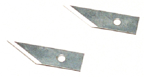 Replacement Blades for Dual Cutter (one set)