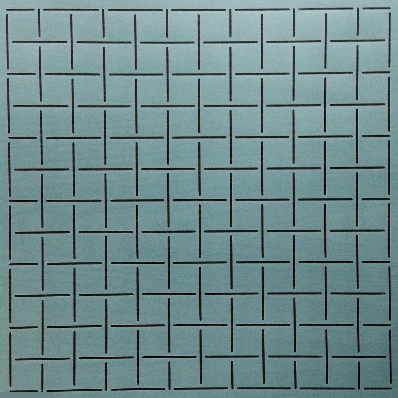 Square Grid 12'' [1'' Design]