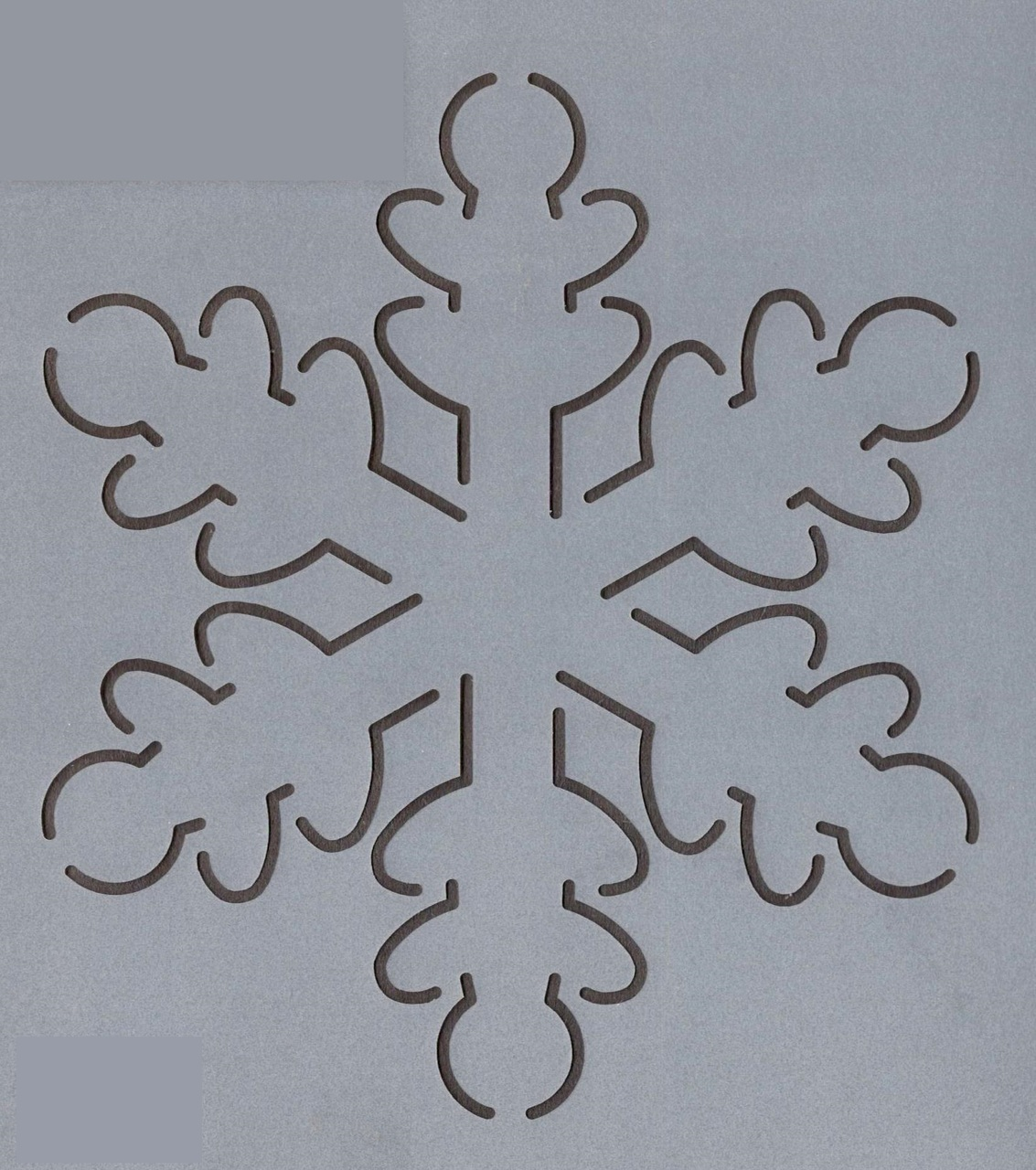 Continuous Snowflake #2 - 5.5