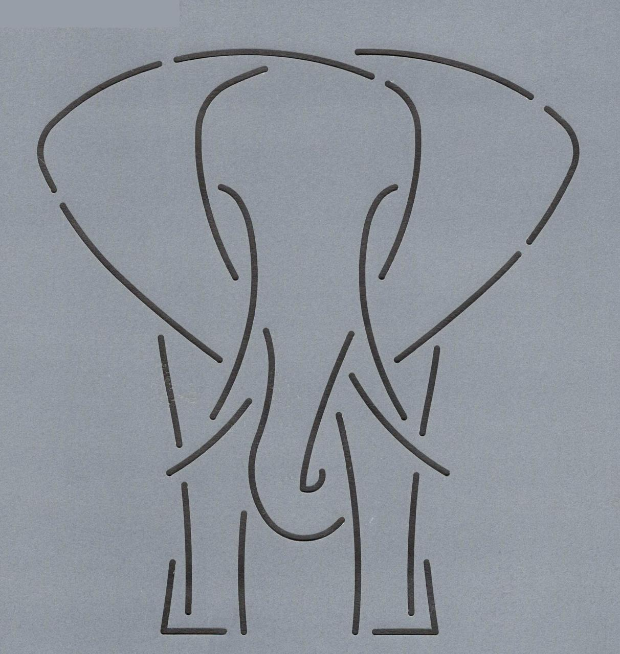 Continuous Elephant  4
