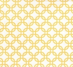 Yellow Links- Fat Quarter Cut
