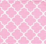 Pink Links- Fat Quarter Cut