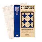 Foundation By The Yard-Uneven Log Cabin