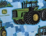 John Deere- Fat Quarter Cut