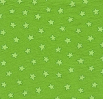 Pete's Green Stars- Fat Quarter Cut