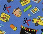 Back to School- Fat Quarter Cut