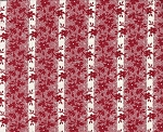 Floral Stripe- Fat Quarter Cut