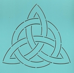 Celtic Triangle Knot 6