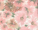 Soft Pink Floral- Fat Quarter Cut