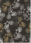 Bikes- Fat Quarter Cut