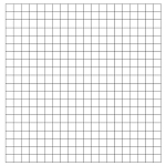 Quilting With Grids-Preprinted Panel- 1'' Horizontal