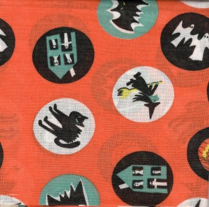 Halloween- Fat Quarter Cut