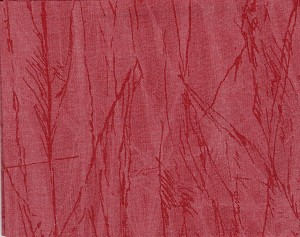 Marbled Red- Fat Quarter Cut