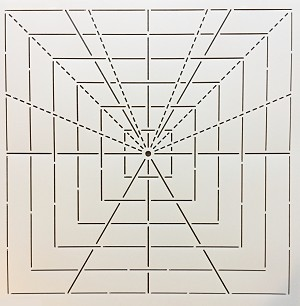 "6-Point Ruler 12"" x 12"""