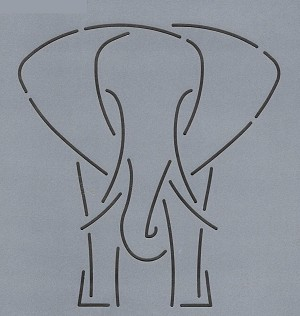 Continuous Elephant 6""